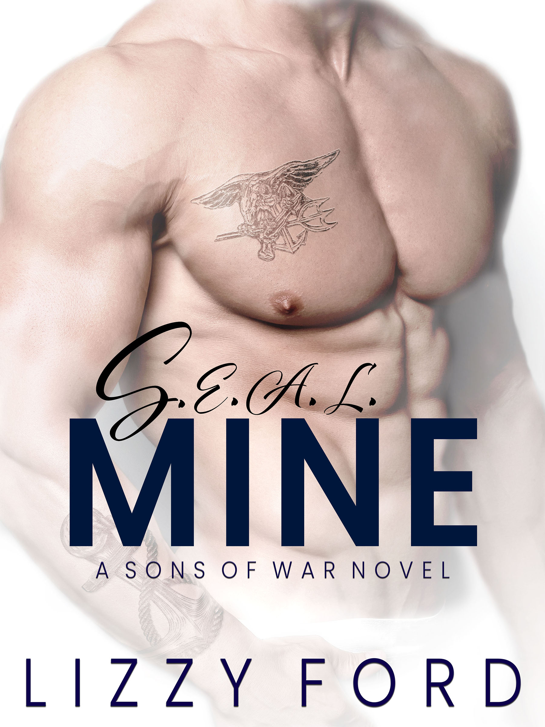S.E.A.L. Mine (Sons of War Book 3)